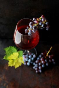 赤ワイン タンニン 果皮と種子